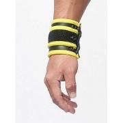 Mister B Neoprene Wrist Wallet Armband Black/Yellow 341020