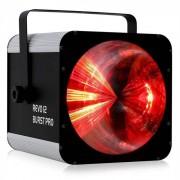 Beamz Revo 12 Burst Pro Foco LED RGB DMX montaje en pared (Sky-153.433)