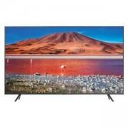 Телевизор Samsung 70TU7172, 70 инча Crystal 4K SMART, 2000 PQI, HDR 10+, Bluetooth, AirPlay 2, HDMI, USB, Tizen, Carbon Silver, UE70TU7172UXXH