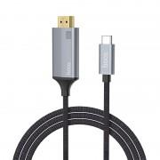 HOCO Propojovací kabel - HOCO, UA13 USB-C to HDMI
