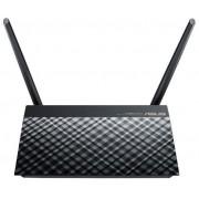Router Wireless ASUS RT-AC52U, Gigabit, Dual Band, 300 + 433 Mbps, USB 2.0 (Negru)