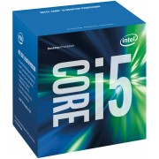 Intel i5-7500 Quad Core 3.4Ghz LGA 1151 Kabylake-s Processor