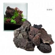 Rocas volcánicas de Islandia para acuarios - Set 100 cm: 10 rocas naturales, aprox. 6 kg