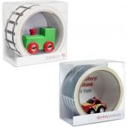 Donkey Products My first Klebeband Autobahn mit Auto