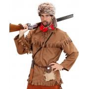 Davy Crockett - Kostym till Man