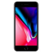 "Telefon Mobil Apple iPhone 8 Plus, iOS 11, LCD Multi-Touch display 5.5"", 3GB RAM, 256GB Flash, Dual 12MP, Wi-Fi, 4G, iOS (Space Gray) + Cartela SIM Orange PrePay, 6 euro credit, 6 GB internet 4G, 2,000 minute nationale si internationale fix sau SMS nation"