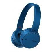 Sony Auriculares - Sony MDR-ZX220BT Diadema Binaurale Inalámbrico Azul para