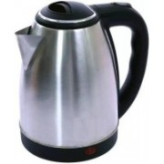 Kitchen India ™ Housewares stainless steel Digital Electric Kettle (1.8, chrome) INSTANT WATER/TEA/COFEE/MAGGI/EGG BOILER Electric Kettle(1.8 L, Silver)