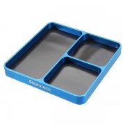 Meco Realacc Multi-Purpose Tray With Magnetic Inserts For RC Models
