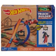 Hot Wheels Mattel Track Builder Starter Set DGD29