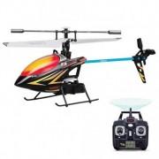 Távirányítású Rc helikopter 2,4 Ghz 4 csatornás/gyroscope - Syma F3 kültéri és beltéri