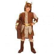 Viving Costumes S.L Disfarce InfantilRapaz Viking 5-6 anos