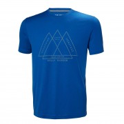 Helly Hansen Rune T-shirt M Blue