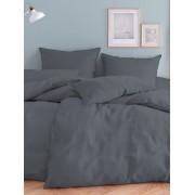 Proflax Kissenbezug ca. 80x80cm Proflax grau Wohnen grau