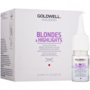 Goldwell Dualsenses Blondes & Highlights sérum para cabello rubio y con mechas 12x18 ml