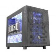 """Kućište Thermaltake Core X2, crna, micro ATX, USB3.0 2x, 3.5"""" int. 4x, 5.25"""" vanj. 3x, 2.5"""" int. 3x, 12mj (CA-1D7-00C1WN-00)"""