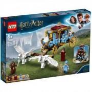 Конструктор Лего Хари Потър - Каляската на Beauxbatons: Пристигане в Hog, LEGO Harry Potter, 75958
