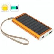 Motorola 1350mAh Solar Charger voor mobiele telefoon digitale camera PDA MP3/MP4 speler (oranje)