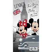 Disney Minnie és Mickey törölköző fürdőlepedő London