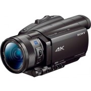 Camera Video Sony FDR-AX700, Filmare 4K, Zoom Optic 12x (Negru)