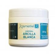Arcilla Branca - Kaolin Kosmetiké Profissional 200 gr: Ideal Pernas Cansadas