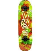 DB Longboards Cruiser Skate DB Mini (Good Vibes)