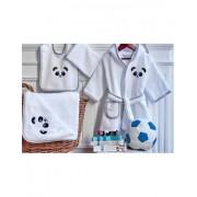 Albornoces - Albornoz para bebé panda