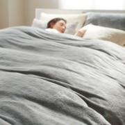 セミダブルロング (シアバター加工マイクロファイバー 掛けカバー)
