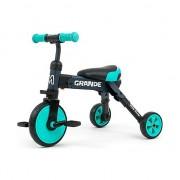 Tricicleta pliabila, transformabila in Bicicleta fara pedale, Grande MINT