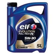 Ulei motor ELF EVOLUTION FULL-TECH FE (SOLARIS FE) 5W-30 5L