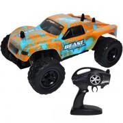 Masina de jucarie 4x4 pentru copii cu telecomanda, RC, Scara 1:24, Land Monster Truck - RESIGILAT