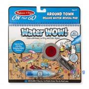 Melissa & Doug Kreatív játék Rajzolás vízzel deluxe a város körül