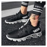 Verano Hombres Zapatillas Running Transpirables Zapatos Entrenamiento
