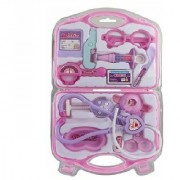 Doctor Play Set Medical Box With Lights Music For Kids