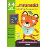 Activitati ingenioase si educative Invat matematica 3-4 ani