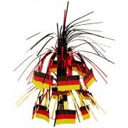 German Flag Mini Cascade Centerpiece Party Accessory (1 count) (1/Pkg)