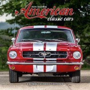 Close Up American Cars Kalender 2020 US-Classic Cars