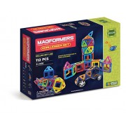 Magformers 112 Challenger Set, Multi Color