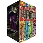 Saga of Darren Shan Pack, 12 books