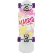 Madrid Cruiser Skate Complet Madrid Oasis (Blanc)