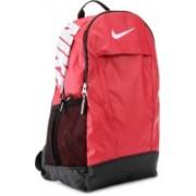 Nike Backpack(Black, Red)