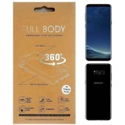 Full 360 Degree Body Protector (Not Tempered Glass) For Samsung Galaxy S8 Plus by Vatsin
