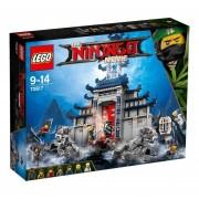 TEMPLO DEL ARMA TOTALMENTE DEFINITIVA LEGO 70617