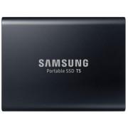 SSD Extern Samsung T5, 1 TB, USB 3.1 (Negru)