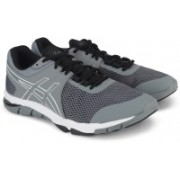 Asics GEL-CRAZE TR 5 Training & Gym Shoes For Men(Grey)