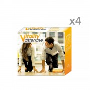 Vitality 4 confezioni - Astenase 14 bustine