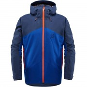 Haglöfs Men Jacket Niva Insulated tarn blue / cobalt blue