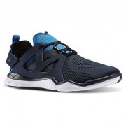 Reebok Men's Reebok Zcut TR 2.0 Blue,Black And White Running Shoes - 8 UK
