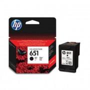 HP C2P10AE [Bk] #No.651 tintapatron (eredeti, új)