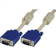 Deltaco VGA-kabel ( 10 meter )